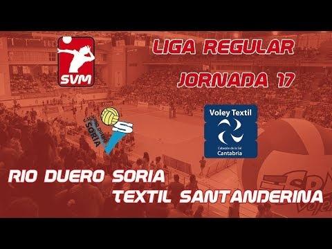 CDV Río Duero Soria - Textil Santanderina (full match)