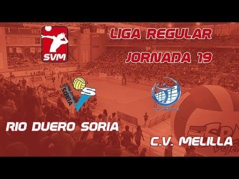 CDV Río Duero Soria - CV Melilla (full match)