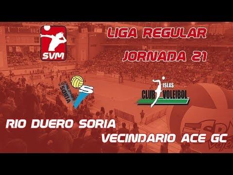 CDV Río Duero Soria - Vecindario ACE GC (full match)
