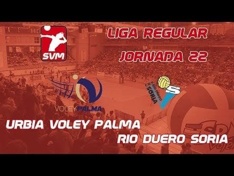 Urbia Voley Palma - CDV Río Duero Soria (full match)