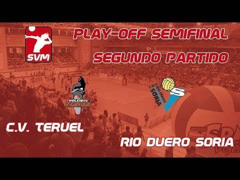 CV Teruel - CDV Río Duero Soria (full match)