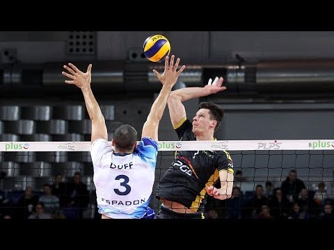 The best actions in Plusliga 2017/18 (PART3)