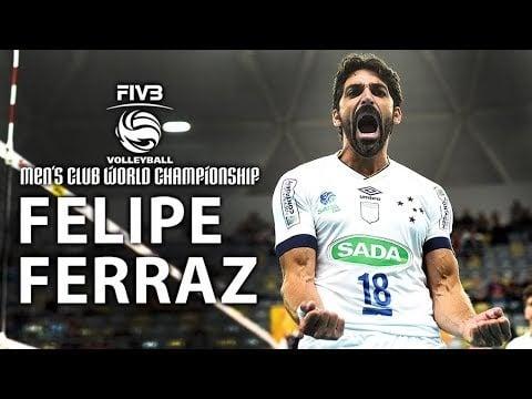 Filipe Ferraz in Club World Championship 2017