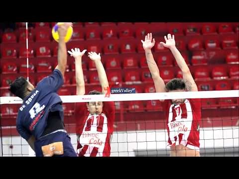 Igor De Sousa in matches Piraeus - Kifissias