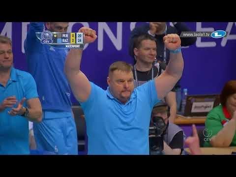 Alexander Butko nice action (Perugia - Kazan)