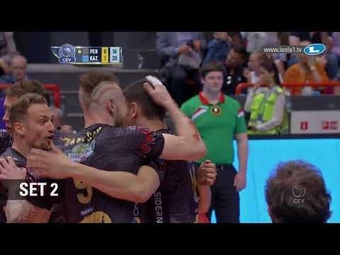 Sir Safety Perugia - Zenit Kazan (Highlights)