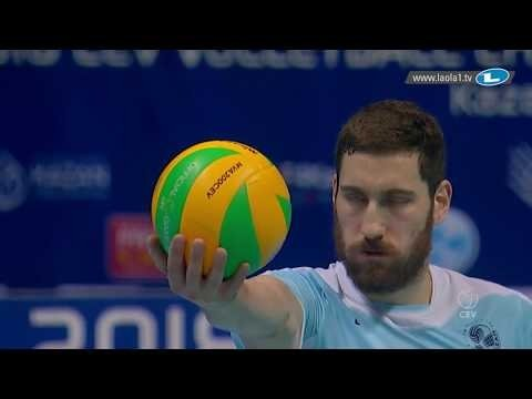 Maxim Mikhaylov in Champions League  Final Four 2017/18