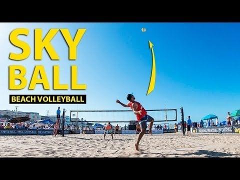 TOP 5 » Sky Ball | Beach Volleyball