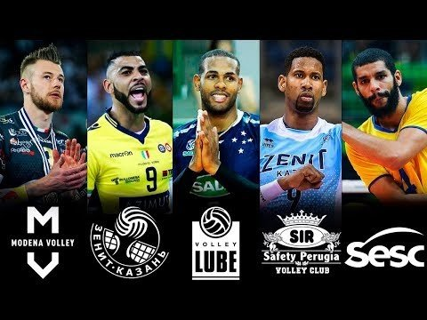 TOP » 10 Volleyball Transfers Season 2018/19