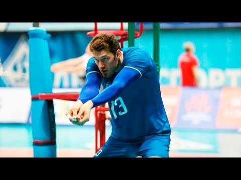 Dmitry Muserskiy in match Poland - Russia