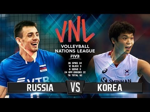 South Korea - Russia (Highlights)