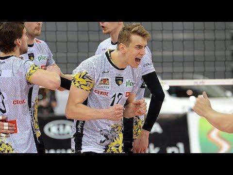 Artur Szalpuk in Plusliga 2017/18
