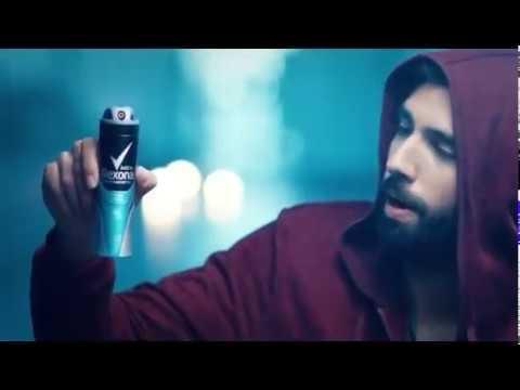 Mohammad Mousavi in TV Commercial Rexona