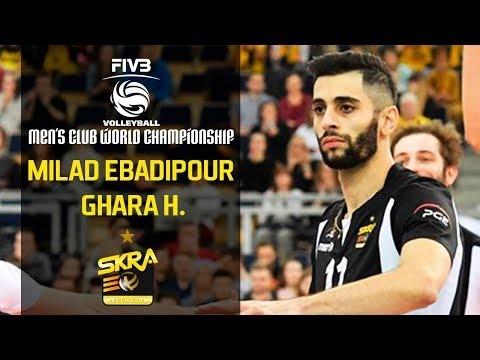 Milad Ebadipour in Club World Championship 2017