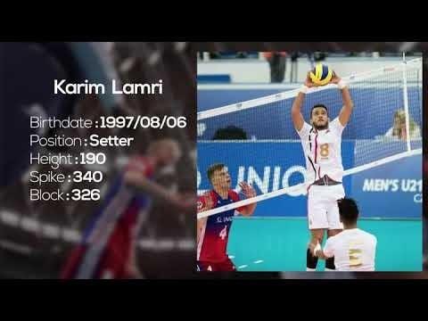 Lamri Karim in season 2017/18