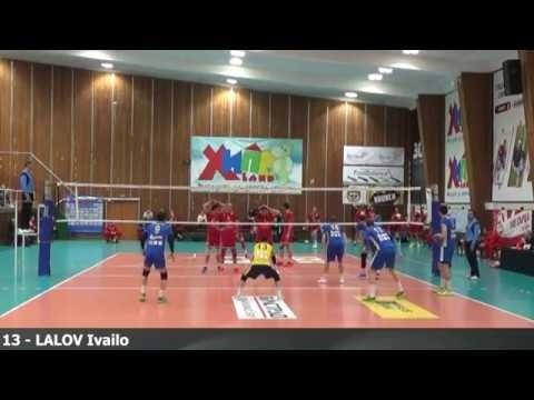 Ivaylo Lalov in season 2017/18