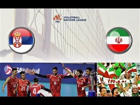 Iran - Serbia (short cut)