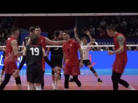 Canada - Germany (Highlights)