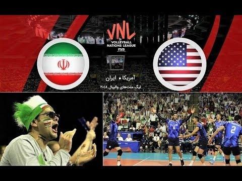 USA - Iran (short cut)