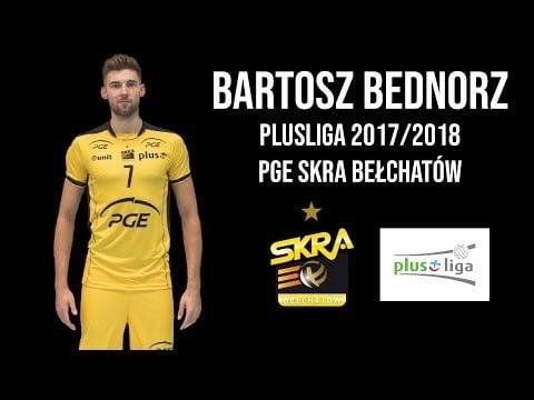 Bartosz Bednorz in Plusliga 2017/18