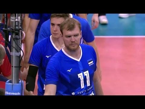 Estonia - Kazakhstan (full match)
