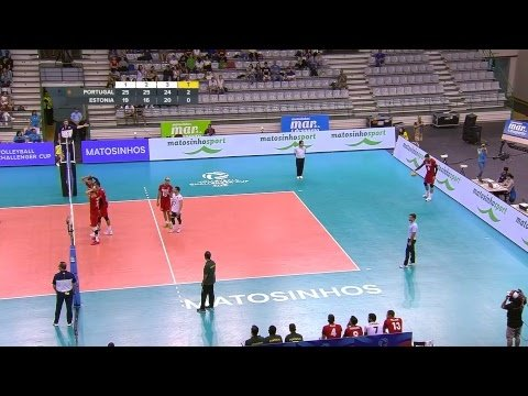 Portugal - Estonia (full match)