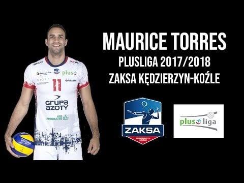 Maurice Torres in Plusliga 2017/18