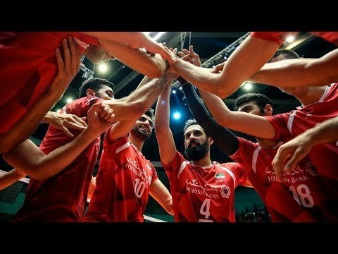 Iran in VNL 2018