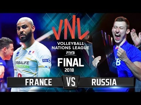 France - Russia (Highlights)