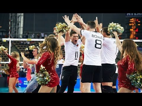 Germany in VNL 2018