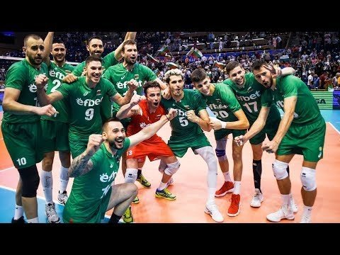 Bulgaria in VNL 2018