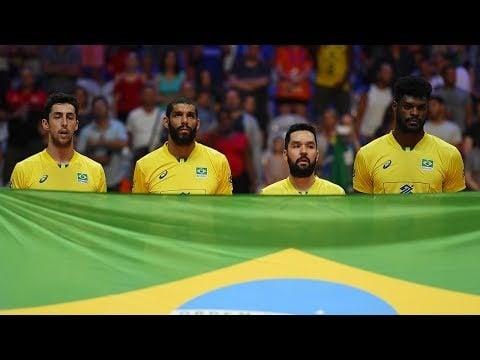 Brazil in VNL 2018