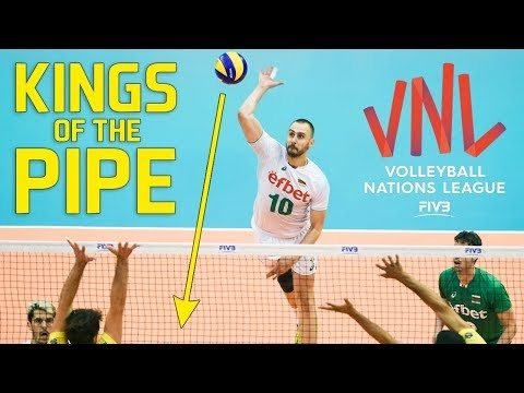 The best pipes in VNL 2018