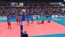 Volley Amriswil - Sir Safety Perugia (long rally)