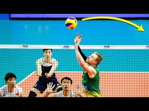 Best volleyball sets in VNL 2018