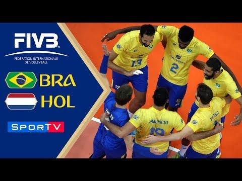 Brazil - Netherlands (full match)