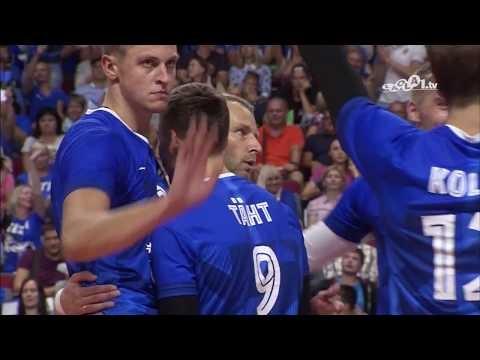 Kert Toobal trick action (Latvia - Estonia)