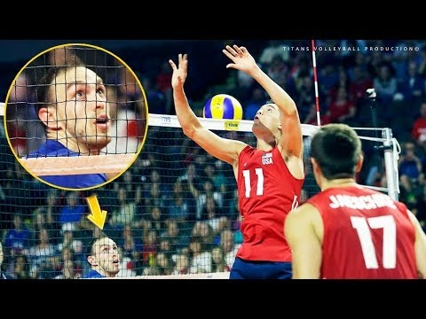 Masters of Deception in VNL 2018