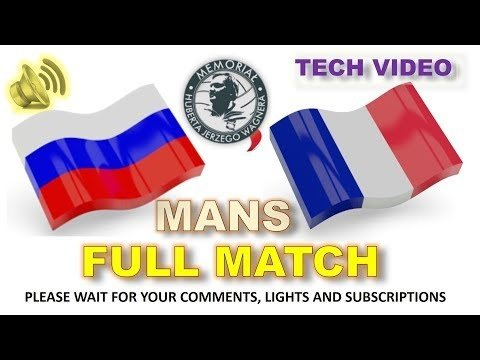 France - Russia (full match)