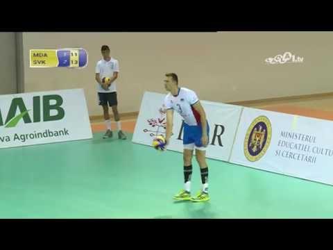 Juraj Zatko single block (Slovakia - Republic of Moldavia)