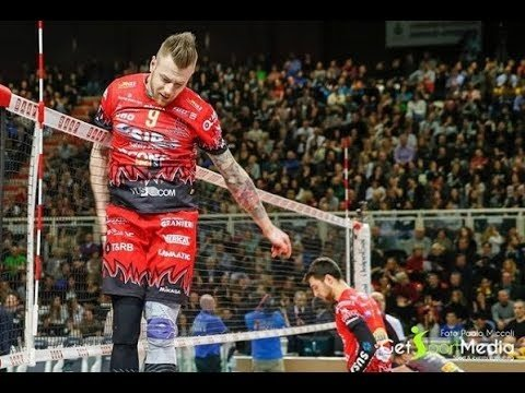 TOP10 Best Actions by Ivan Zaytsev