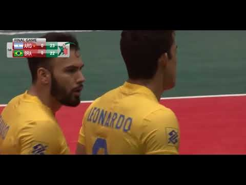 Argentina - Brazil (full match)