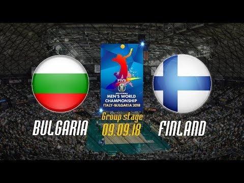 Bulgaria - Finland (full match)