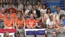 Netherlands - Canada (short cut)