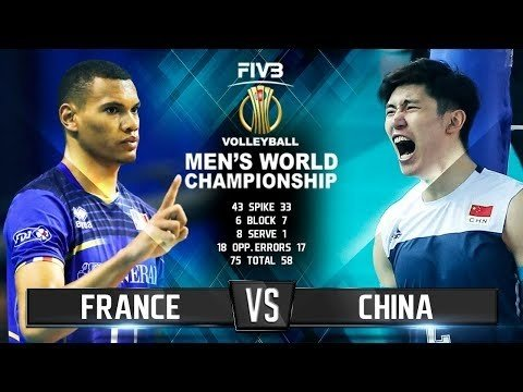 France - China (Highlights)