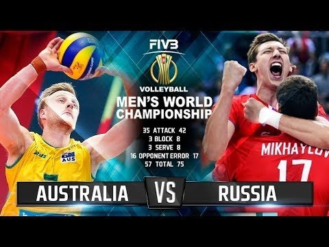 Australia - Russia (Highlights, 2nd movie)