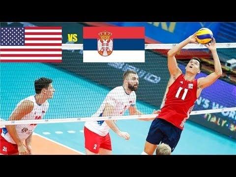 USA - Serbia (short cut)
