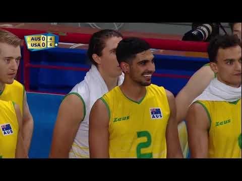 Australia - USA (full match)