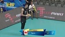Canada - China (short cut)