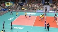 Netherlands - Brazil (short cut)